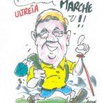 19ème marche Ultreïa le 28 avril