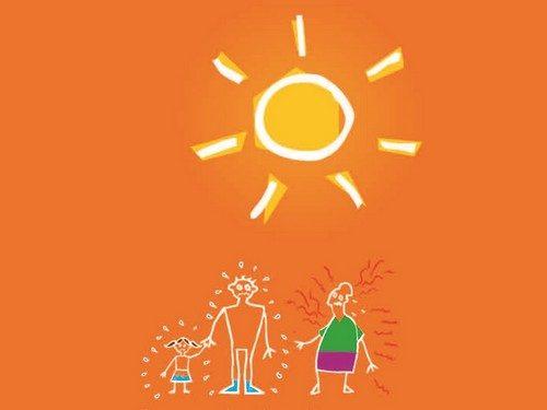 Canicule, forte chaleurs : Adoptez les bons réflexes !