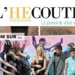 L'Hecoute n°13 – le journal de votre ville – octobre 2016
