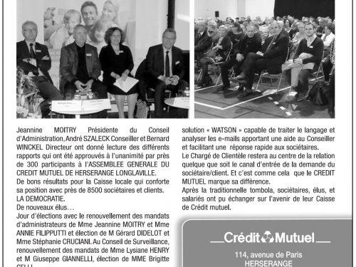 Crédit Mutuel, une banque différente