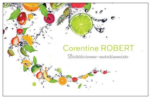 Ouverture du cabinet de Corentine Robert, diététicienne-nutritionniste
