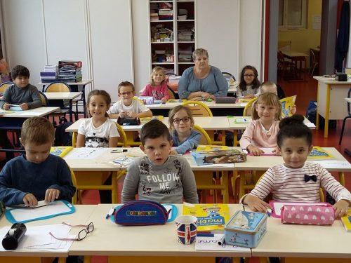 Rentrée scolaire Herserange