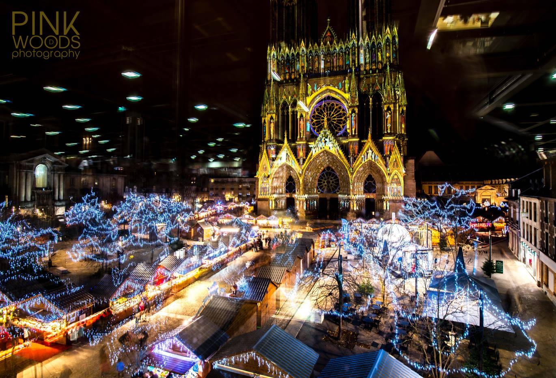Arlecchina : Marché de Noël à Reims
