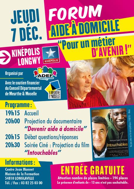 Forum Aide à Domicile