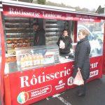 Nouveau ! Rôtisserie Olivier & Romy sur le Marché hebdomadaire