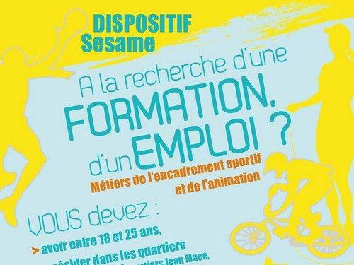 SESAME : Un parcours d'accompagnement vers l'emploi