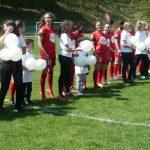 Du foot en mémoire des victimes de l'attentat de Nice