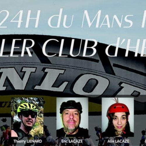 Le Roller-club aux 24H du Mans