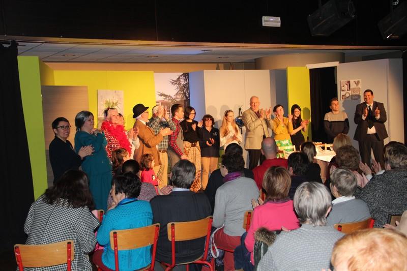 Théâtre le 10 février