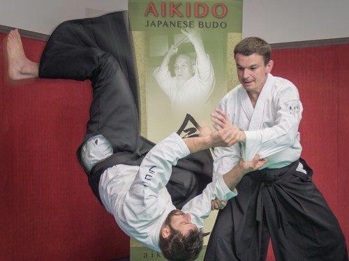 Aikido 3F : inscriptions saison 2018-2019