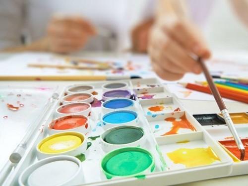 MJC – Atelier peinture