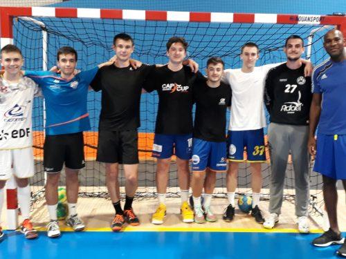 Handball : le P2H veut vite assurer le maintien