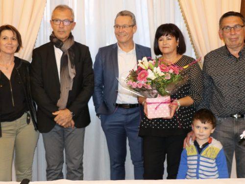 Les enseignants invités par le maire