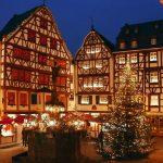 Marché de Noël à Bernkastel-Kues avec HNPA le 15 décembre