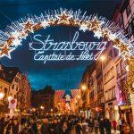 Marché de Noël à Strasbourg avec l'Arlecchina le 9 décembre