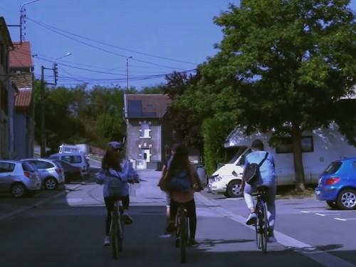 Longwy Palace, court-métrage du quotidien de 6 migrants