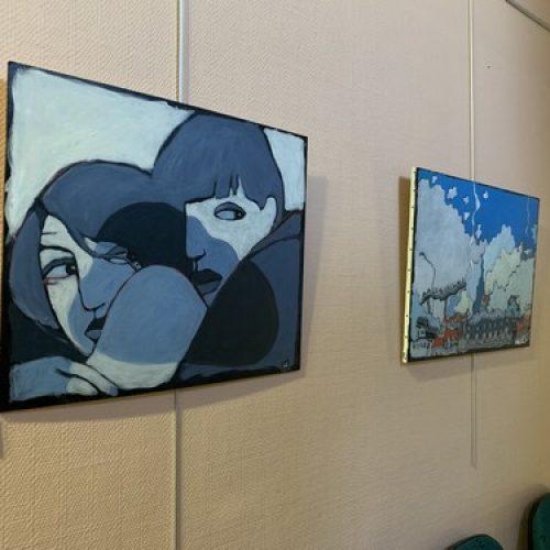 Exposition de Patrice Stefani