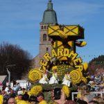 L'Arlecchina : Fête des jonquilles à Gérardmer le 7 avril