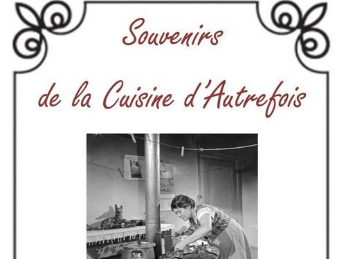Atelier Souvenirs de la cuisine d'autrefois