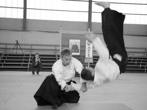 Initiation Aikido