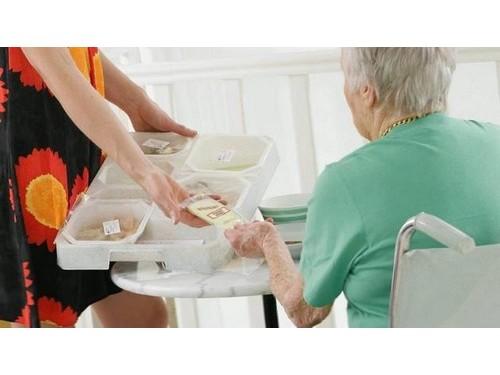 AMDPH : Portage de repas à domicile