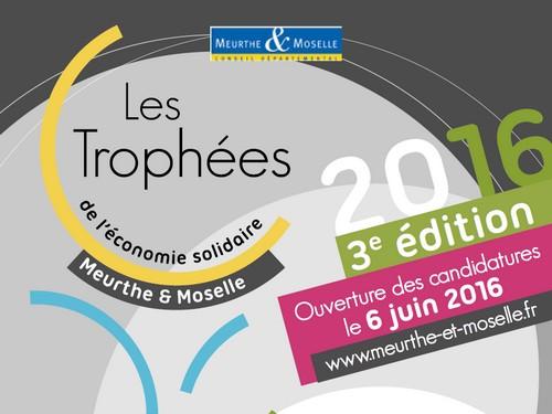 Trophées de l'Économie Solidaire – 3ème édition