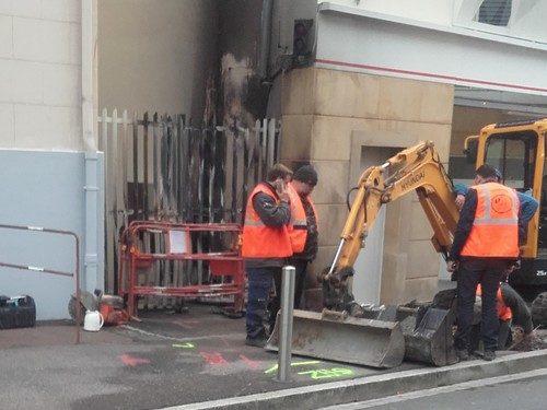 Coupure de gaz sur une partie de la ville