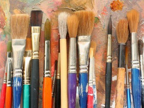 MJC : Reprise de l'atelier peinture