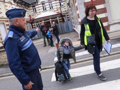 Herserange : la police municipale armée à partir de 2018