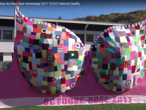 Vidéo du Parcours Rose du Pays-Haut