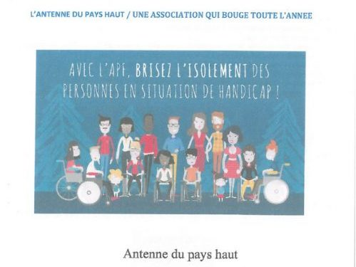 APF : Bulletin d'informations 2018