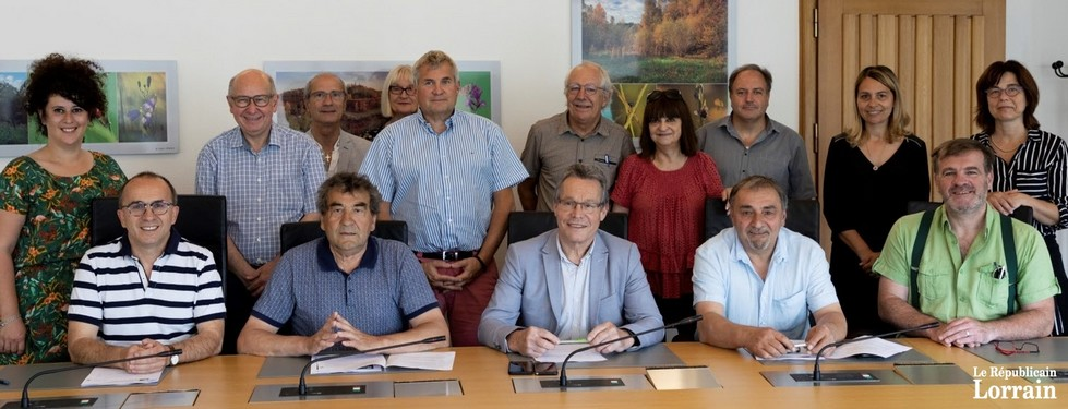 La ville rejoint l'association Territoire Naturel Transfrontalier