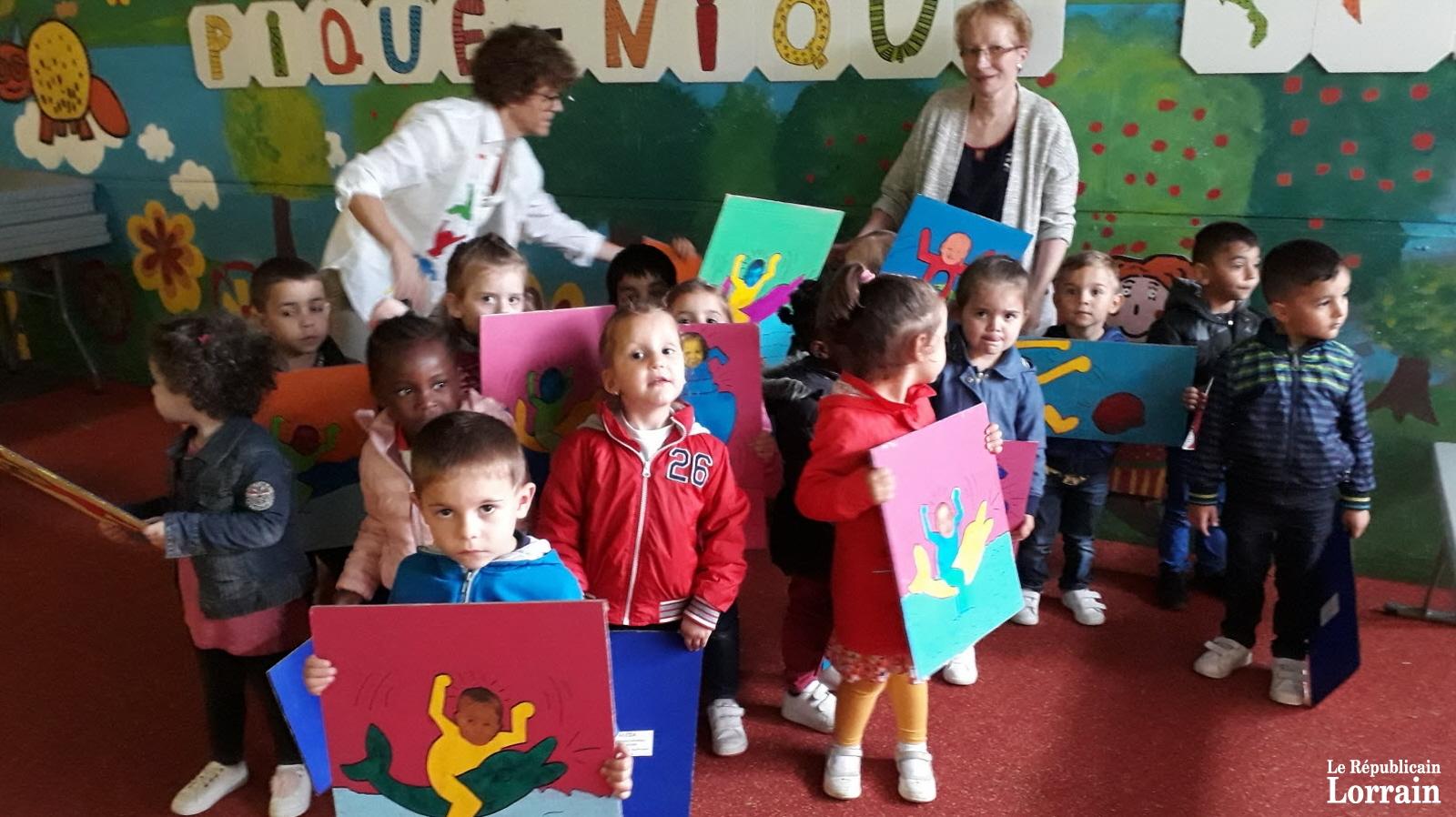 Une aventure culturelle à la maternelle