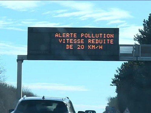 Pic de pollution atmosphérique