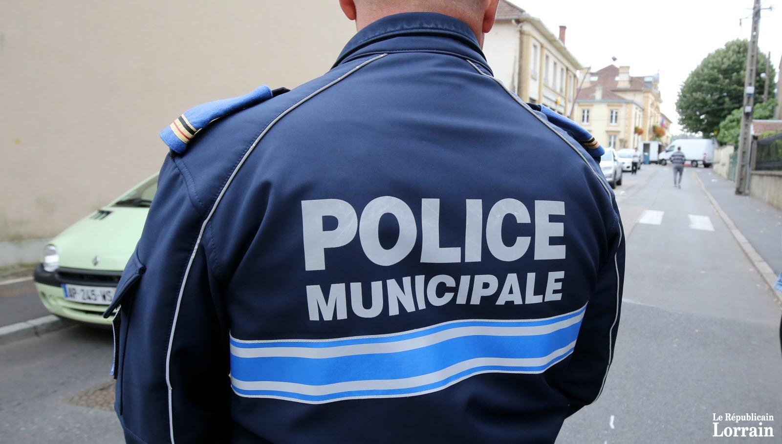 Herserange : la police municipale bientôt armée