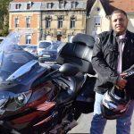 Herserange : jusqu'à Dakar à moto pour relever le défi du handicap