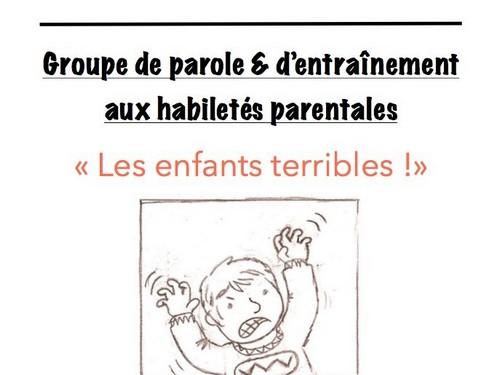 Groupes d'entrainement aux habiletés parentales