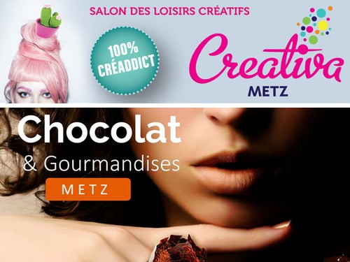 L'Arlecchina : Salon des loisirs créatifs et de la gourmandise le 1er mars