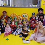 Carnaval à la crèche