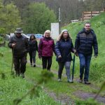 Marche Ultreïa : la participation prend l'eau
