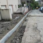 Début des travaux de rénovation de la rue de Liège