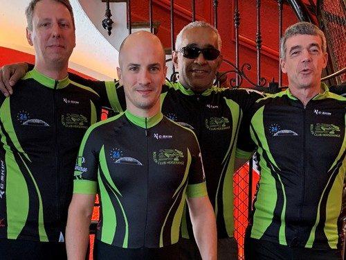 Le Roller Club au marathon de Dijon