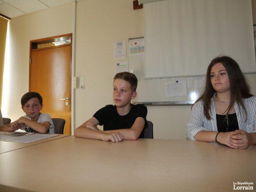 Les élèves ont réfléchi sur l'égalité filles-garçons et la laïcité