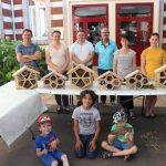 Territoire Naturel Transfrontalier : Atelier Fabrication d'Hôtels à insectes