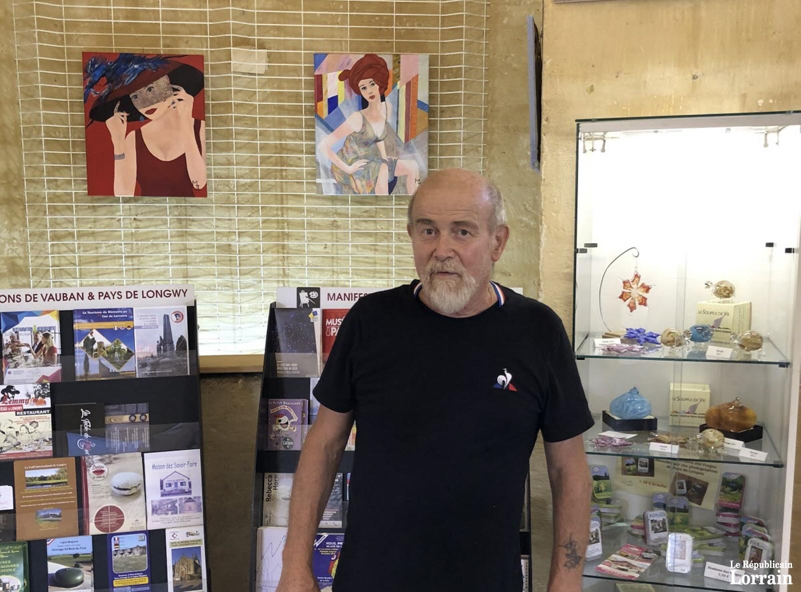 Jean-Louis Mazzucotelli expose au Puits de Siège