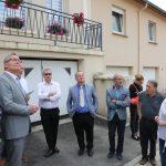 Intempéries dans le Pays-Haut : le sous-préfet constate les dégâts