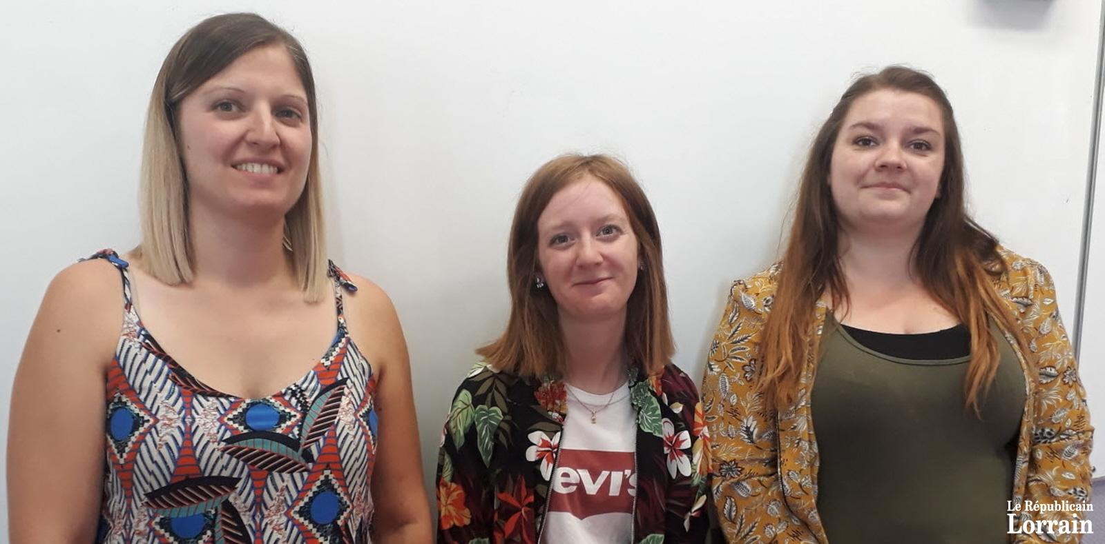 Trois nouvelles enseignantes à Jules-Simon