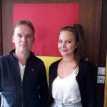 Deux nouveaux enseignants à Landrivaux