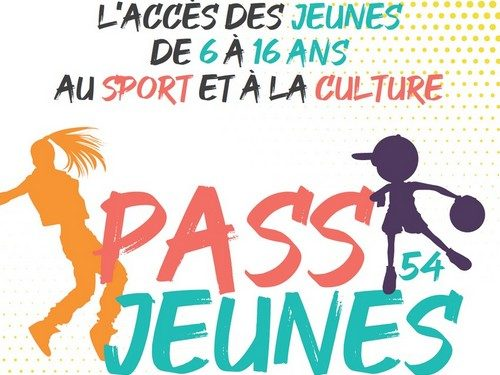 Pass Jeunes 54