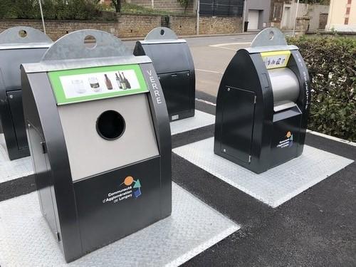 Gestion des déchets : de nouveaux conteneurs enterrés